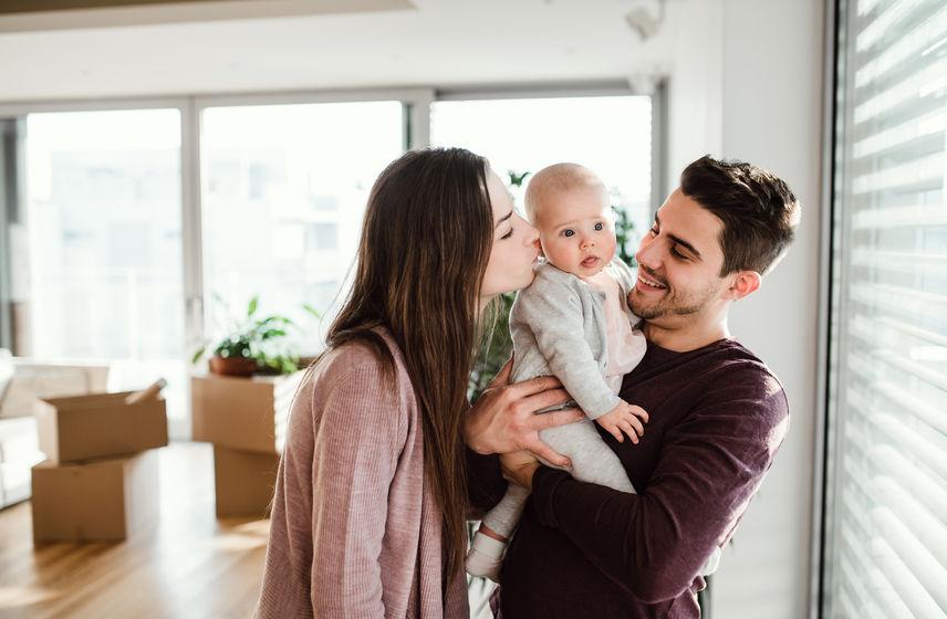 comment préparer le déménagement avec bébé