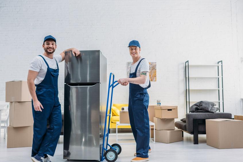 conseils pour le déménagement d'un frigo