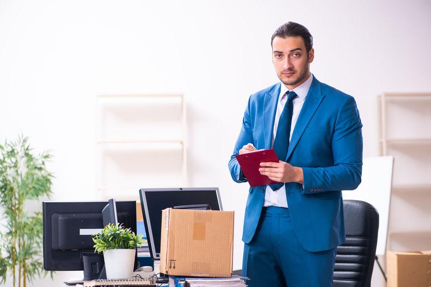 comment préparer un déménagement d'entreprise
