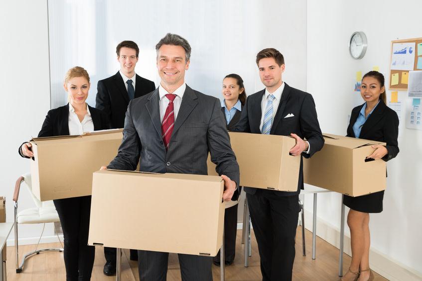 comment préparer ses salariés au déménagement d'entreprise