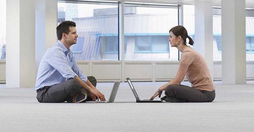 préparer les équipes d'une entreprise au déménagement