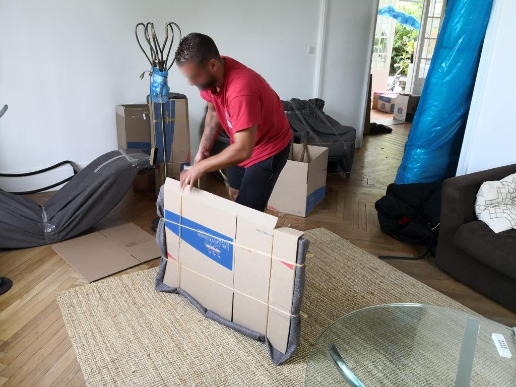 l'aide au déménagement de la CAF