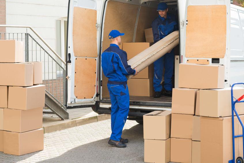 Le prix moyen d'un déménagement professionnel